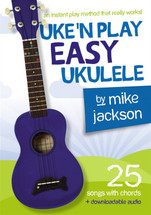 Uke 'n Play EASY Ukulele by Mike Jackson