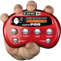 Line 6 POCKETPOD Multi FX Unit