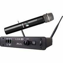 Line 6 XD-V55 12 Channel Wireless Mic System - Handheld/Lavalier or Headset