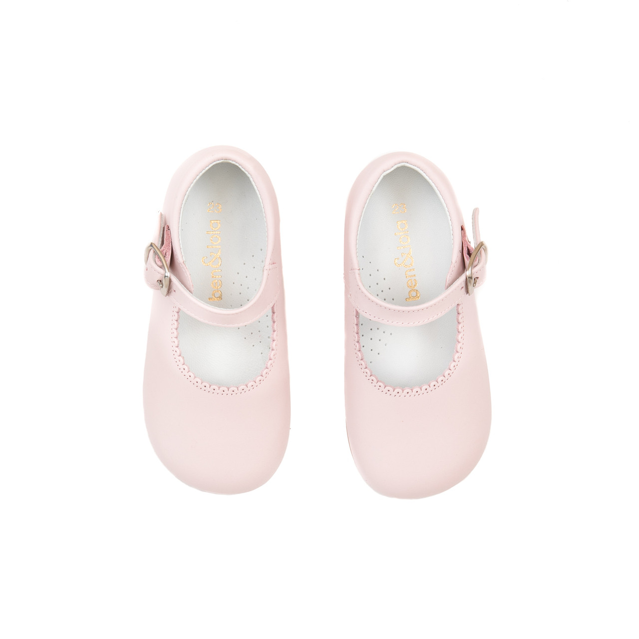 fbb1b2b25b ... Little Girl Rose Leather Mary Jane Shoes From Ben & Lola. Loading zoom