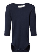 Ruka Navy Baby  Long Sleeve Body
