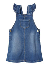 Tora Denim Bib Dress