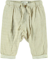 Fasan Brown Baby Trousers From Name It Newborn