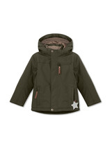 Westy Forest Green Winter Jacket From Mini A Ture