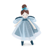 Little Blue Fairy Doll From Moulin Roty