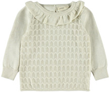 Gunilla Dove Jumper from Lil' Atelier