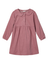 Cetons Rose Cord Dress
