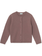 Adelina Light Plum Cardigan  From Mini A Ture