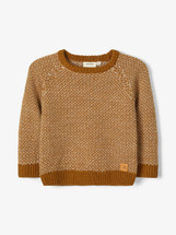 Roger Long Sleeve knit From Lil' Atelier