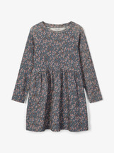 Fomelia Floral Printed Long Sleeve Dress