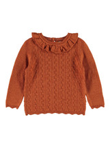 Fesna Merino Wool Jumper From Lil' Atelier