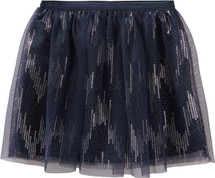 Verny Navy Tulle Skirt From Name It Mini