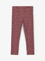 Tonje Withered Rose Floral Leggings