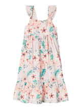 Butterfly Printed Spencer Dress