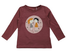 Frinaia Vild Ginger Long Sleeve T-shirt From Name It Mini