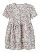 Josephine Floral Cotton Dress