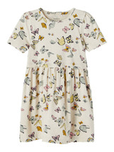 Josephine Butterfly Cotton Dress