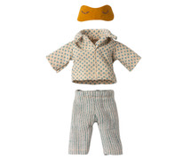 Pyjamas for Dad Mouse From Maileg