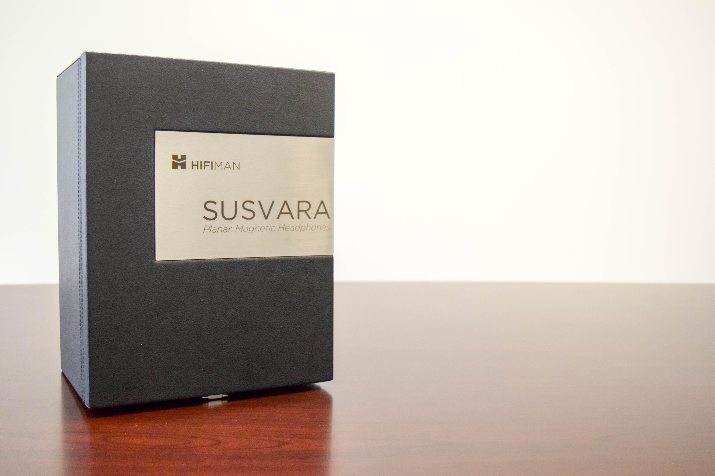 Susvara Headphones in case