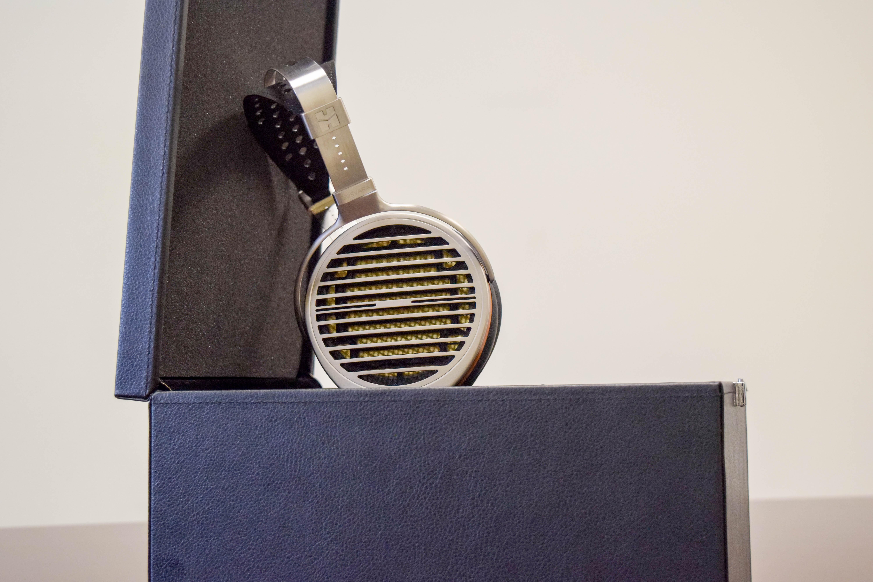 HiFiMAN Susvara headphones side profile
