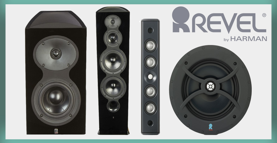 Revel Audio Collection www.Audiolab.com