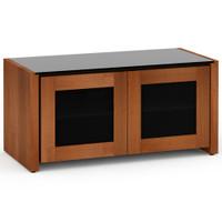 Salamander Designs Corsica 221 Twin-Width AV Cabinet in Cherry