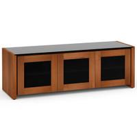 Salamander Designs Corsica 237 Triple-Width AV Cabinet in Cherry