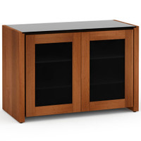 Salamander Designs Corsica 323 Twin-Width AV Cabinet in Cherry