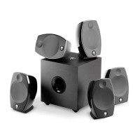 Focal SIB EVO 5.1 Two Way 150W Compact Bass-reflex Home Cinema Speakers Systems