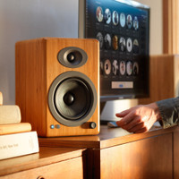 Audioengine A5+ Wireless Speakers with aptX​™ HD (Pair)
