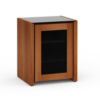Salamander Corsica 317 Single-Width AV Cabinet in American Cherry