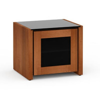 Salamander Corsica 217 Sub Enclosure Single-Width AV Cabinet in American Cherry