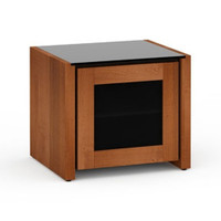 Salamander Corsica 217 Single-Width AV Cabinet in American Cherry