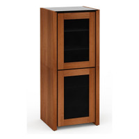 Salamander Corsica 617 Single-Width AV Cabinet in American Cherry