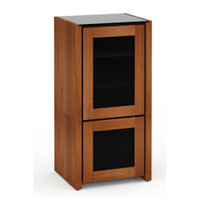 Salamander Corsica 517 Single-Width AV Cabinet in American Cherry