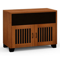 Salamander Sonoma 329 Double-Width AV Cabinet in American Cherry