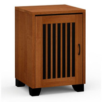 Salamander Sonoma 317 Single-Width AV Cabinet in American Cherry