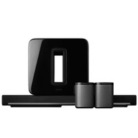 Sonos Playbar (2) Play Ones & Sub Bundle - Local Sales Only*