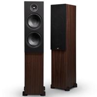 PSB Alpha T20 Tower Floorstanding Speakers in Black Ash (Pair)