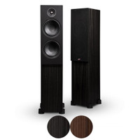 PSB Alpha T20 Tower Floorstanding Speakers in Black Ash (Pair)