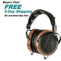 Audeze LCD-3 Planar Magnetic Over-Ear Headphone with Ruggedized Travel Case and Lambskin Leather (Demo) *Buyers Club