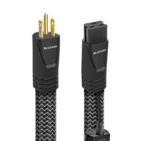 AudioQuest Blizzard Noise-Dissipation 3-Pole US AC Power Cable IEC13