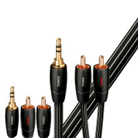 AudioQuest Tower Analog-Audio Interconnect Cable