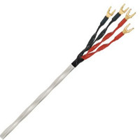 WireWorld SOB Solstice 8 Bi-Wired Standard Speaker Cable Pair