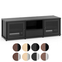 Salamander Synergy Single Box 236 Triple-Width AV Cabinet with Media Drawer