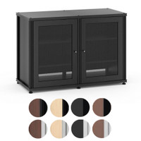 Salamander Synergy Single Box 323 Double-Width AV Cabinet