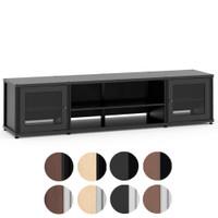 Salamander Synergy Single Box 248 Quad-Width AV Cabinet with Open Center