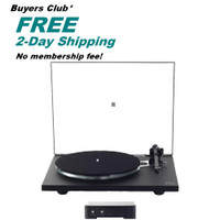 Rega Planar 6 Turntable with NEO PSU in Polaris Grey