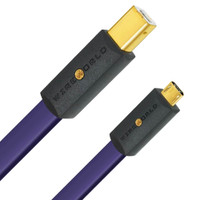 Wireworld Ultraviolet 8 USB 2.0 Audio Cable