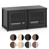 Salamander Synergy Single Box 221 Double-Width AV Cabinet